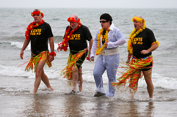 Laxey Dip