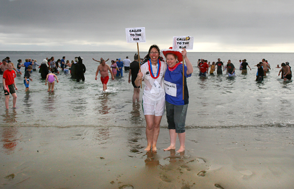 Laxey Dip 2011