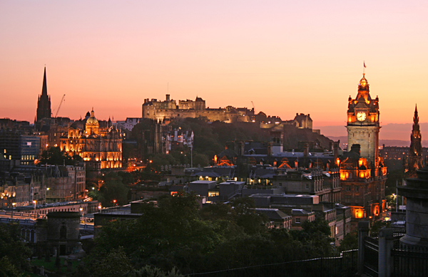 Edinburgh Evening
