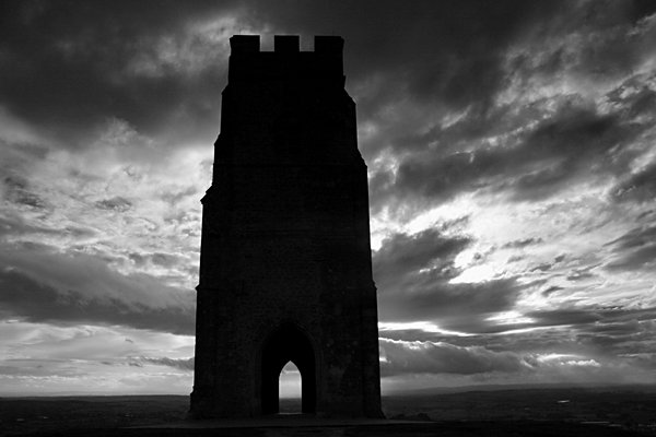 On Glastonbury Tor
